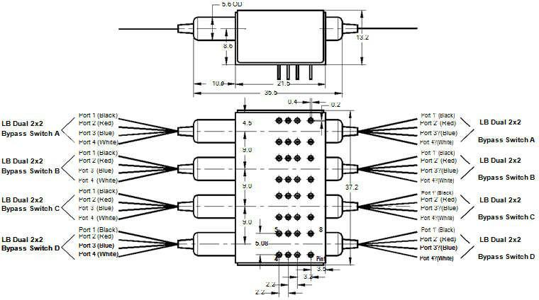 Octo dual 2x2 bypass optical switch dimension.jpg